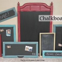 Chalkboard Collection from Facelift Furniture