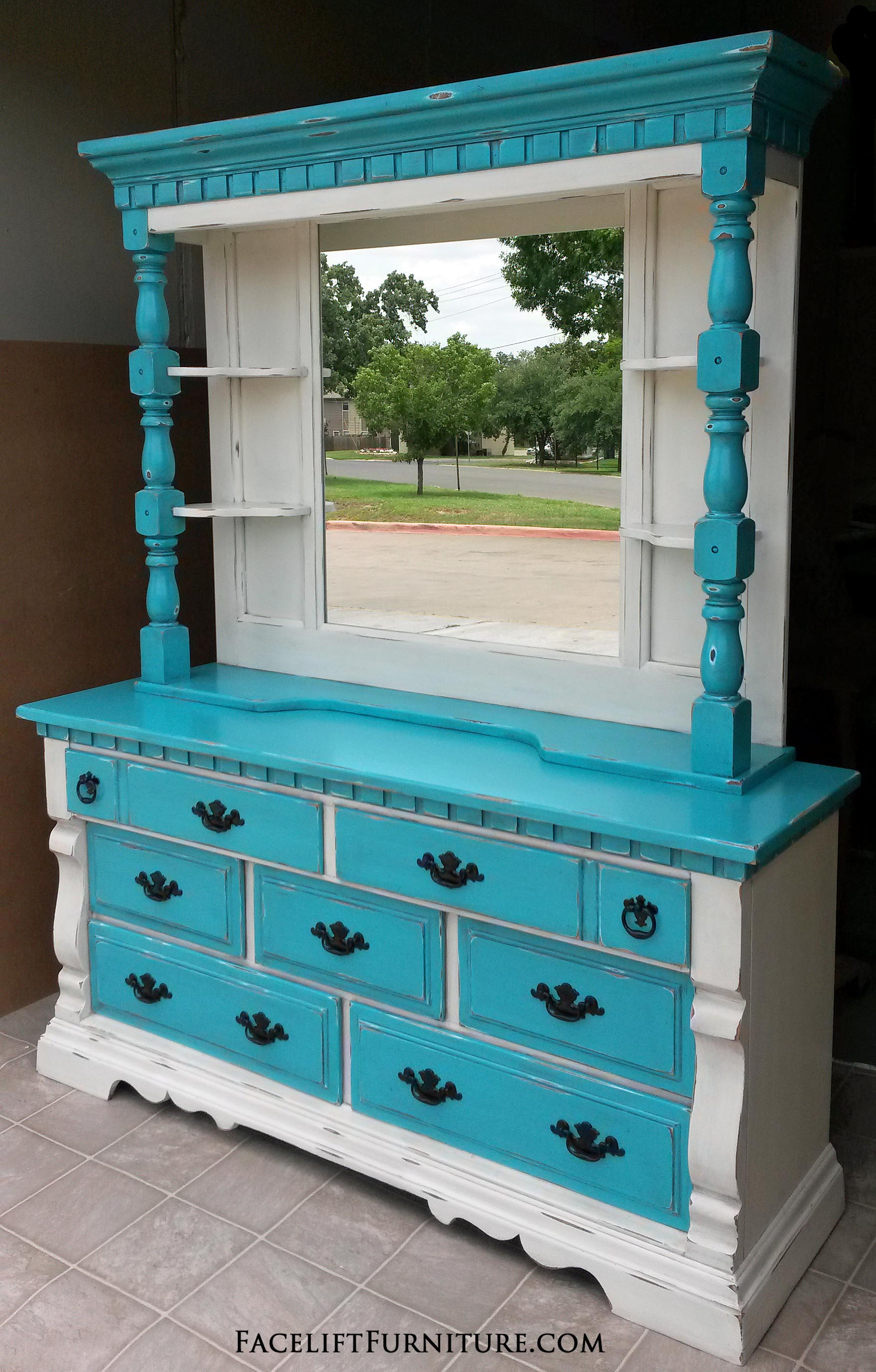 turquoise at placeholder west o furniture washed up key finest upcycling its