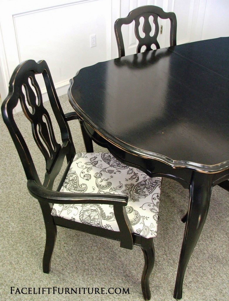 french provincial dining set facelift furniture