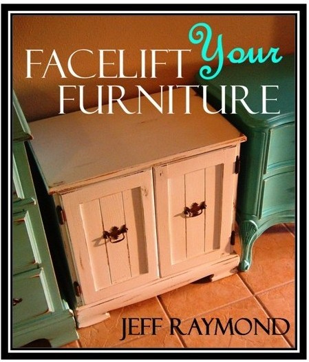 Facelift Your Furniture DIY eBook at www.faceliftyourfurniture.com