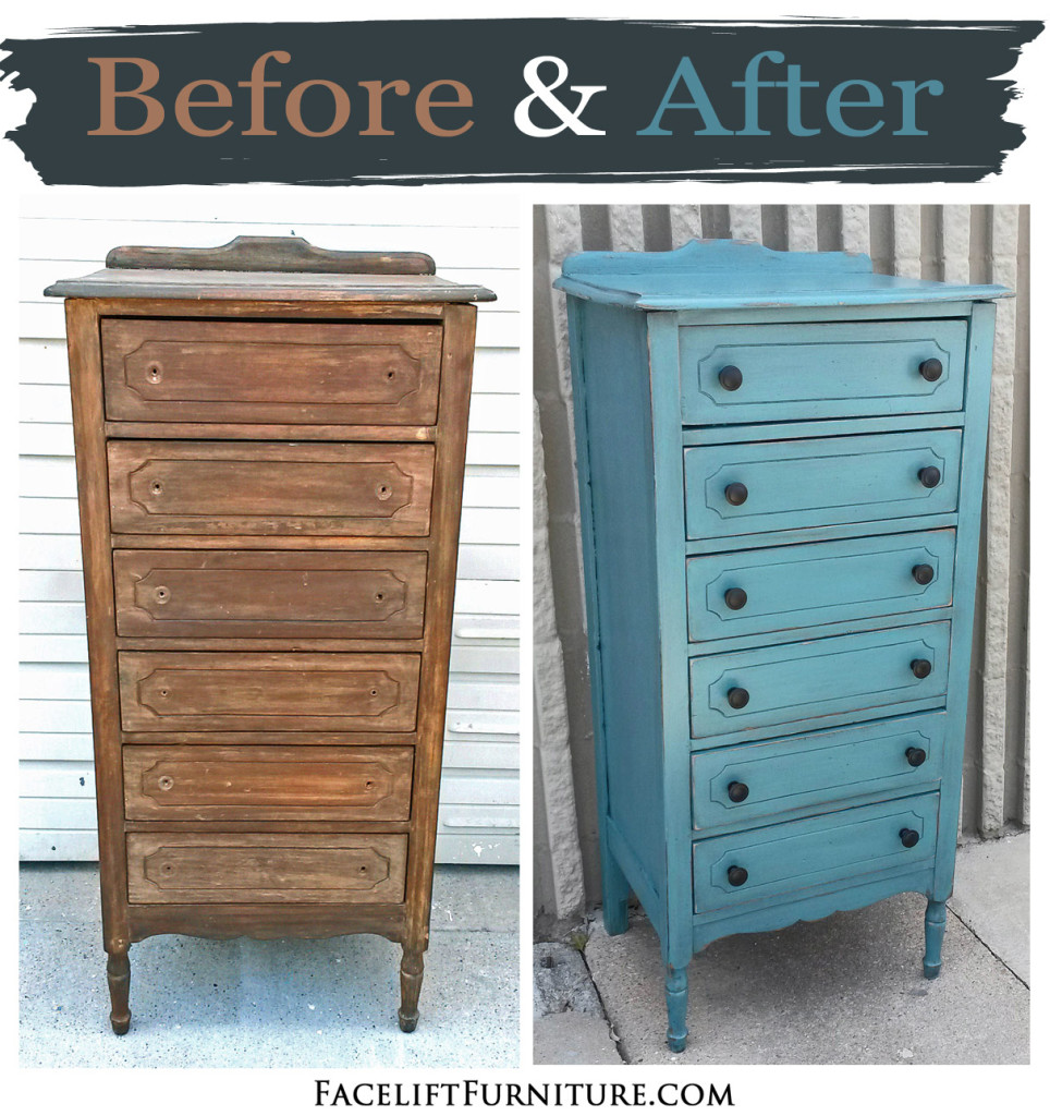 Painting furniture black before and after - Painting Furniture Black Before And After