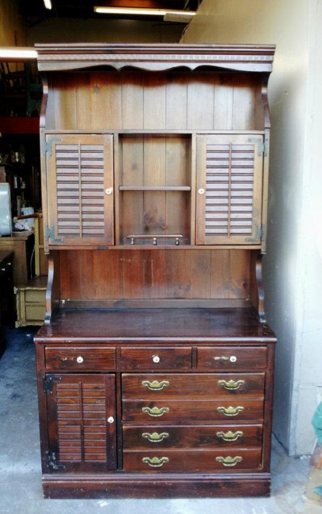 Ethan Allen Furniture Dressers In White