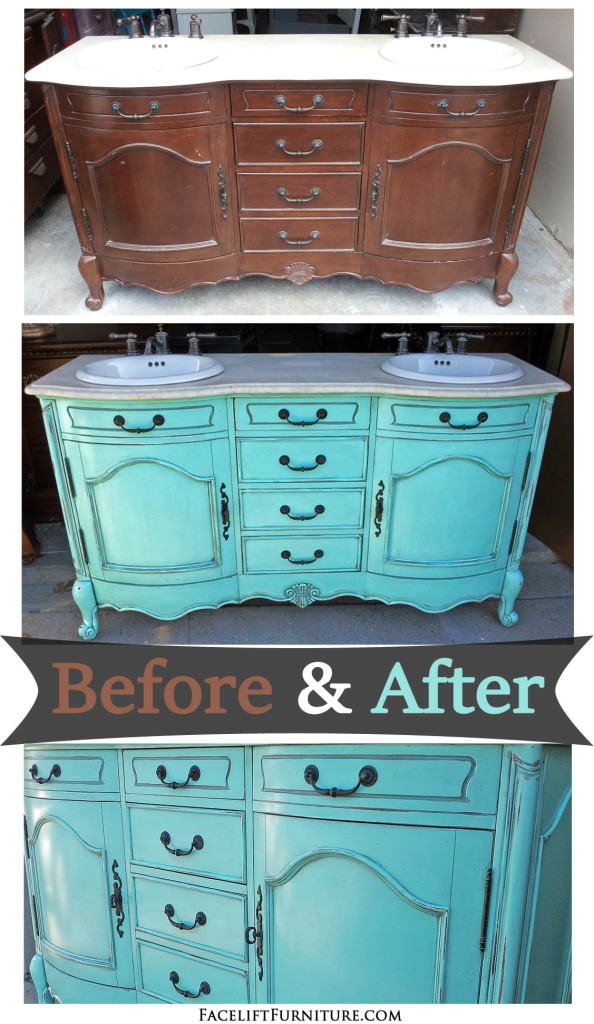 French provincial bathroom vanity before after French provincial bathroom vanities